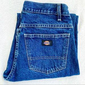 Vintage Dickie's jeans. 💙